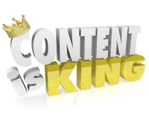 El reconocimiento de una empresa en base a su contenido web y artículos de calidad