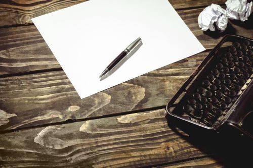 Contratar un redactor cuando trabajas en una tesis profesional