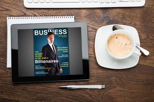 Dale seguimiento a tu revista online con ayuda de un redactor profesional