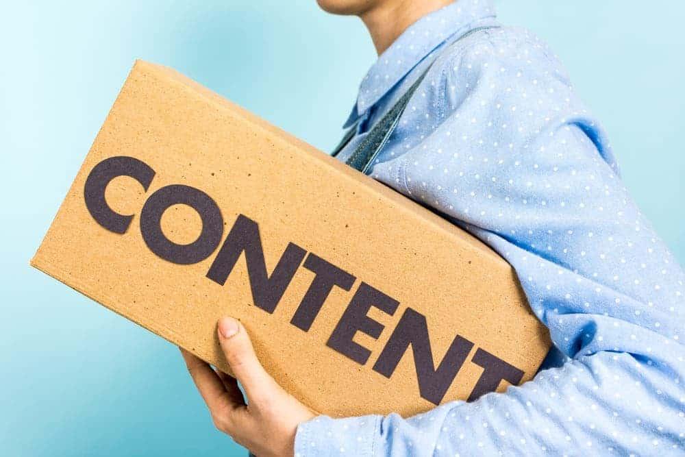 """Estrategia de marketing de contenidos. ¿Qué tan conveniente es la """"curación"""" de contenidos?"""