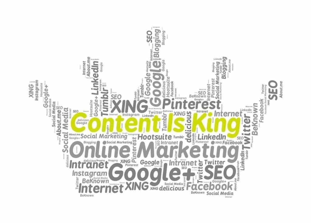 Marketing de contenidos para conseguir clientes