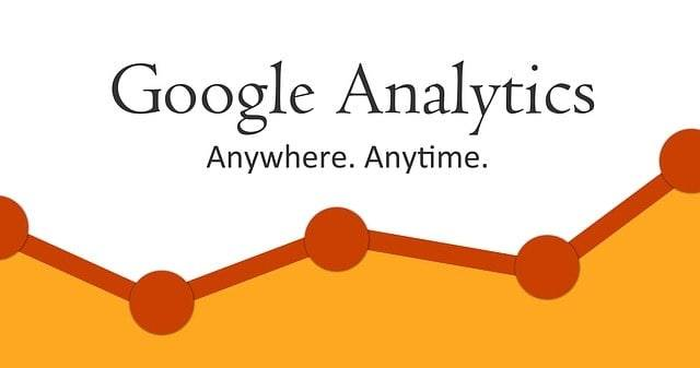 Tus objetivos en Google Analytics