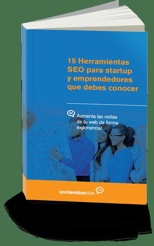 E-Book: 15 Herramientas SEO para startup y emprendedores que debes conocer