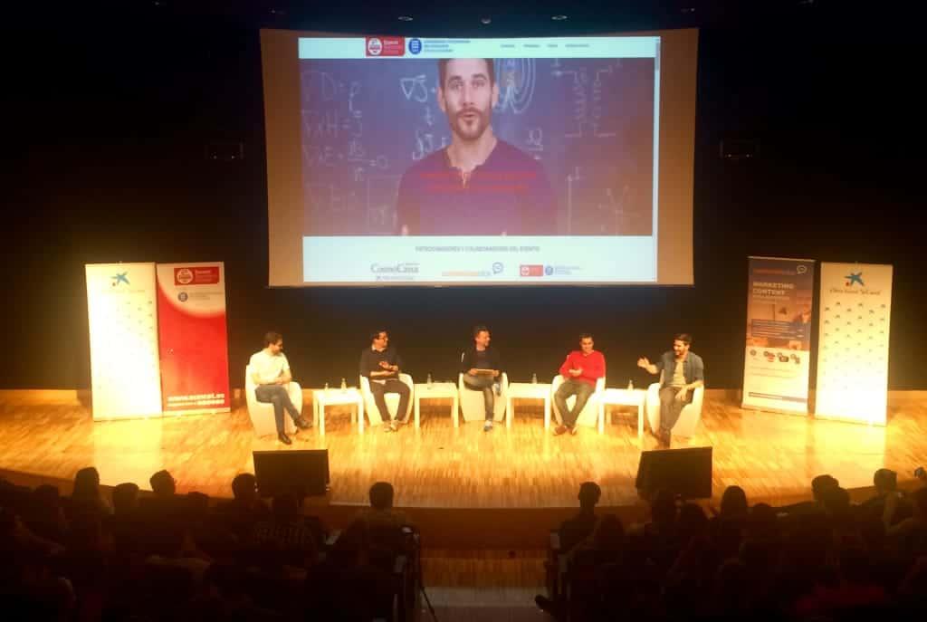 Evento Youtubers influencers streaming CosmoCaixa