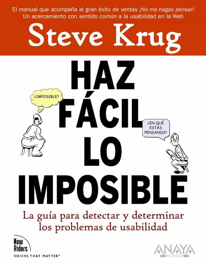 haz facil lo imposible como crear un blog comprensible