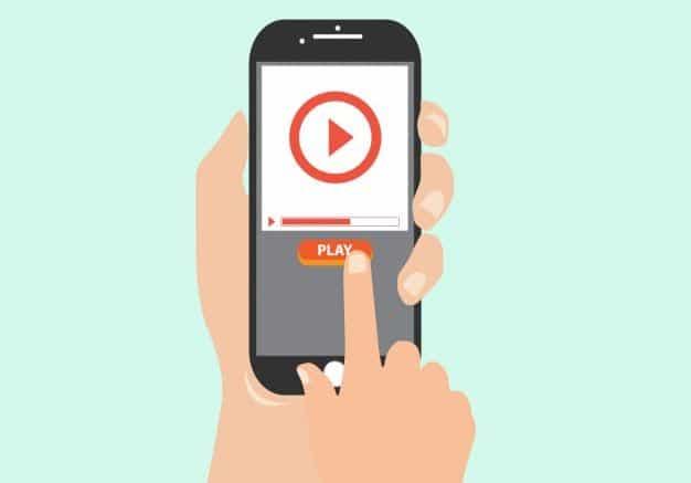 adaptar contenidos a dispositivos moviles. Interacción