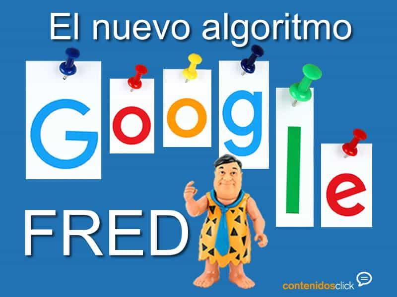 Google Fred algoritmo