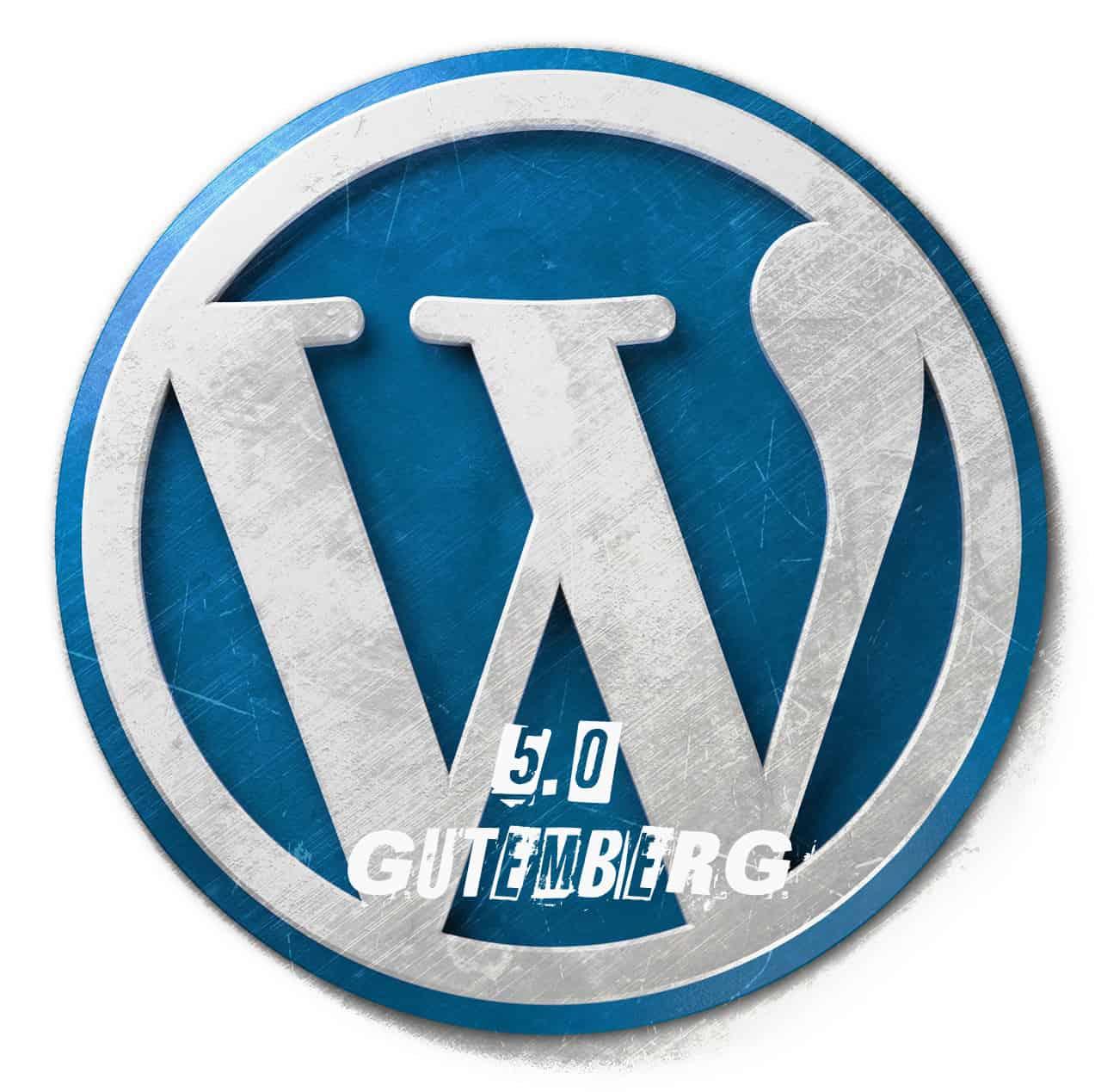 Qué es Gutenberg para Wordpress 5.0