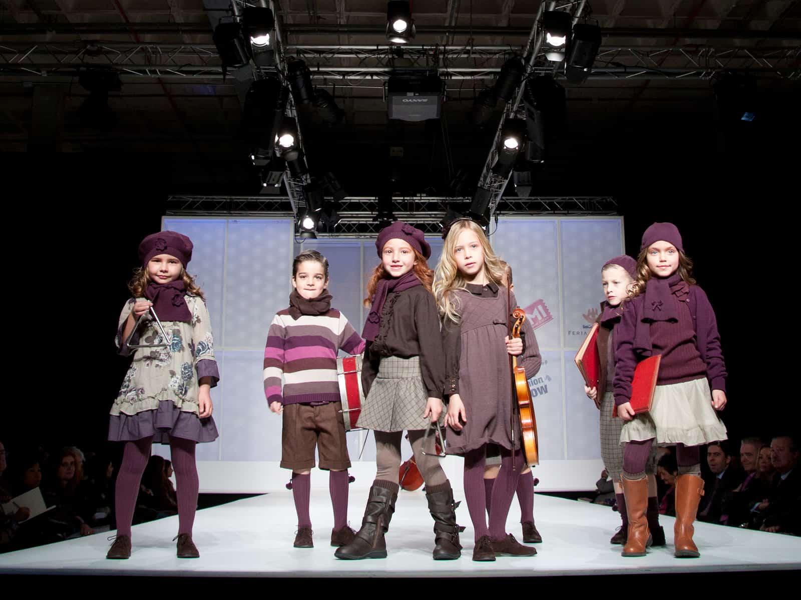 Empresas especializadas en la redacción de contenido de moda infantil