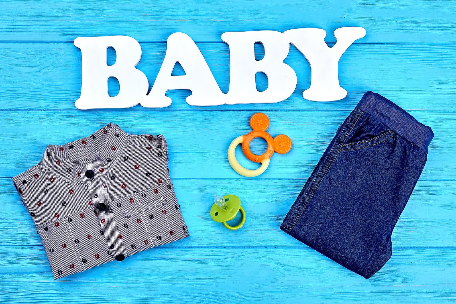 Consigue contenido web gratis para tu tienda de ropa para niños