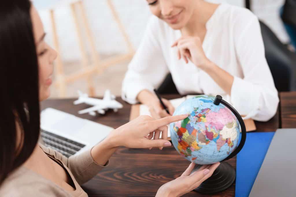 agencia de turismo y viajes