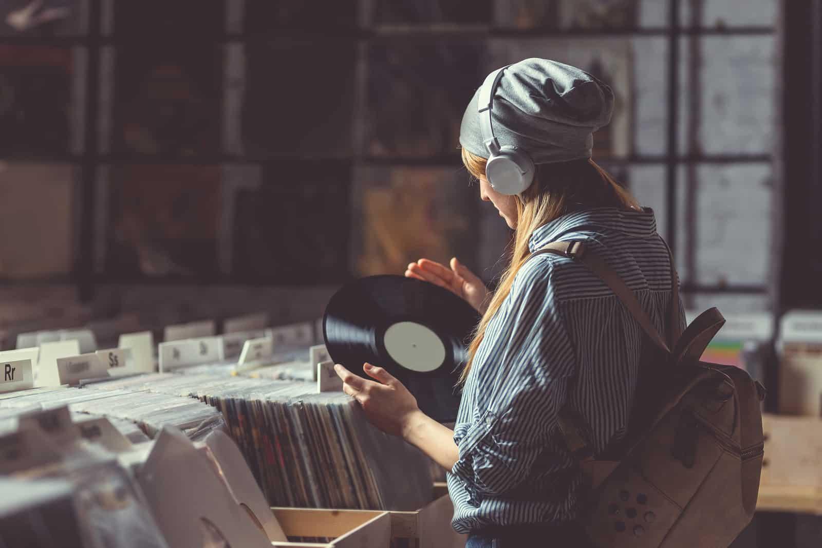 tienda de música online