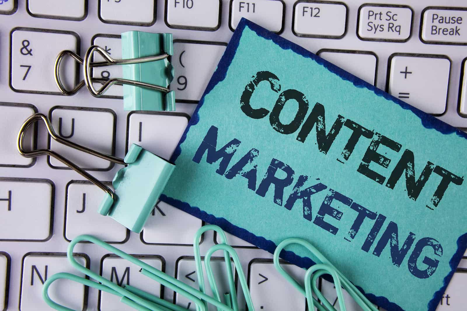 5 claves para que despegue el marketing de contenidos en tu negocio
