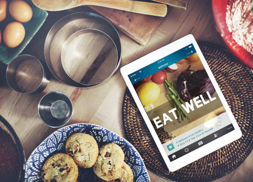 blog de recetas saludables