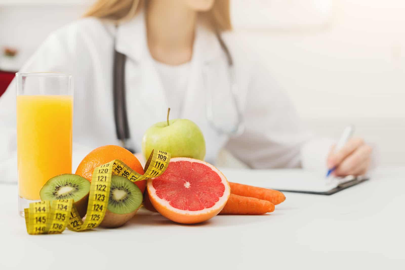 empresa de nutrición