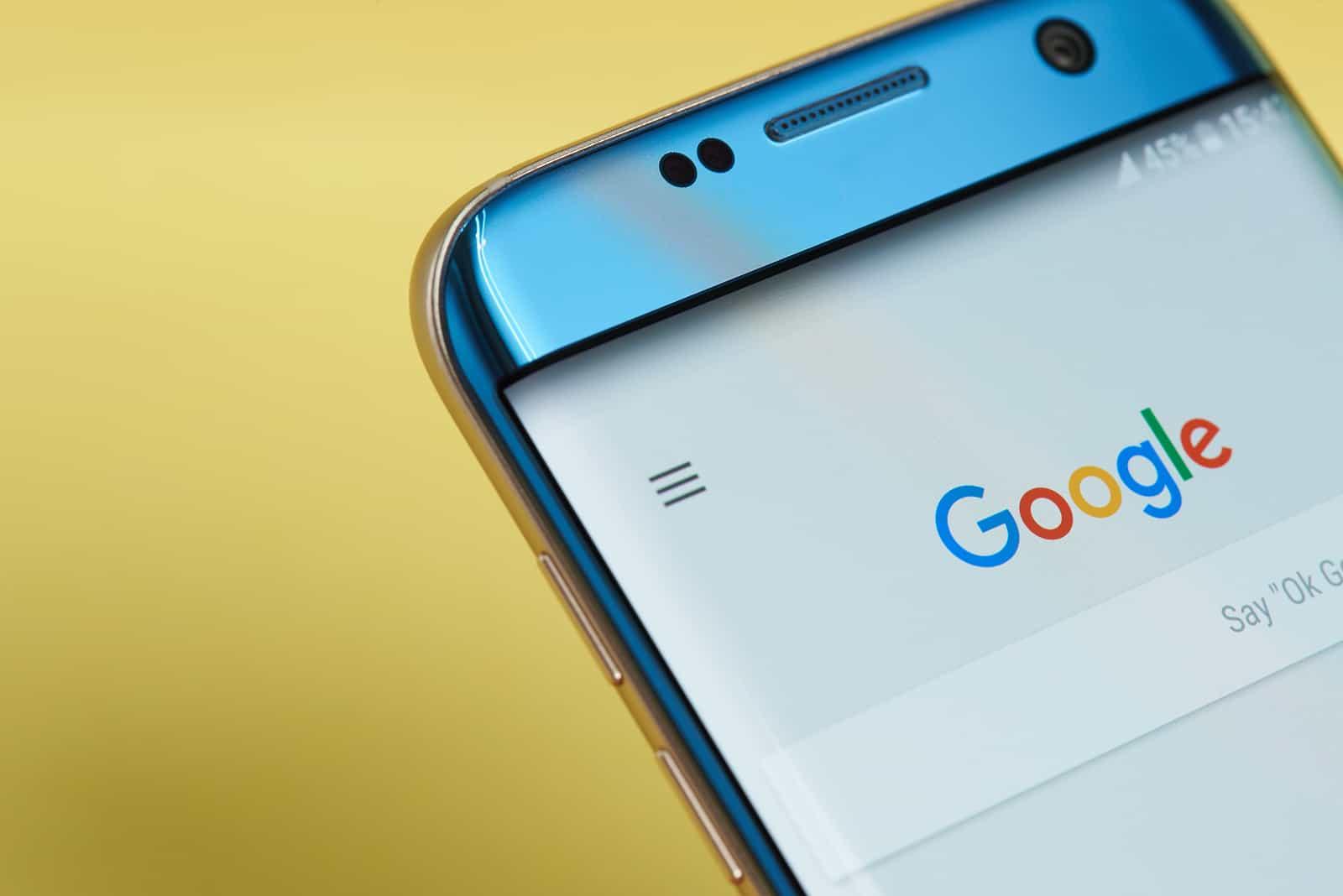 Encuentra trabajo con Google fácilmente