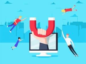 Cómo atraer visitas a mi página web o blog con el Marketing de Contenidos