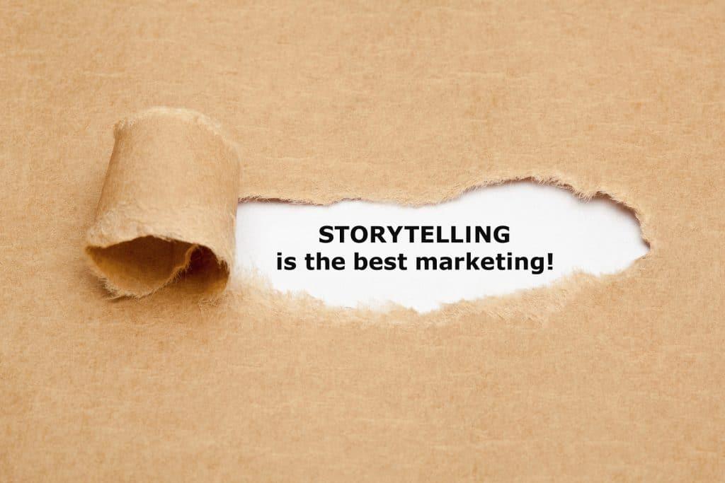 Cómo puedo hacer un buen storytelling y lograr transmitir lo que quiero
