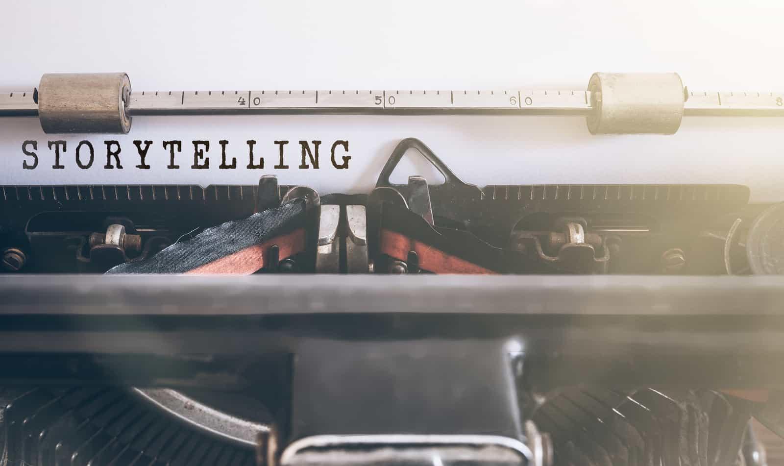 hacer un buen storytelling