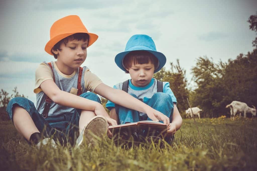 web de vacaciones con niños