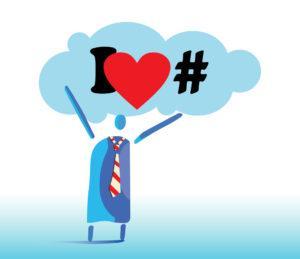 La importancia de usar hashtags en las frases de las redes sociales
