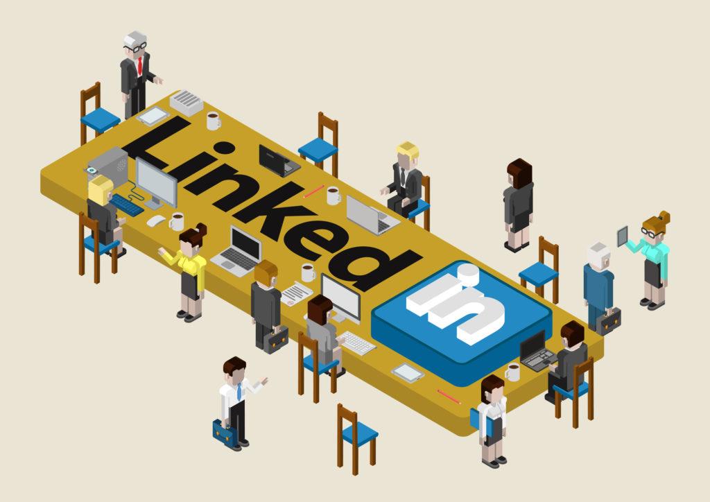 comunicacion en linkedin