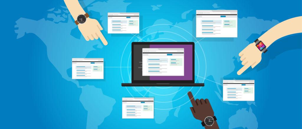 linkbuilding en redes sociales