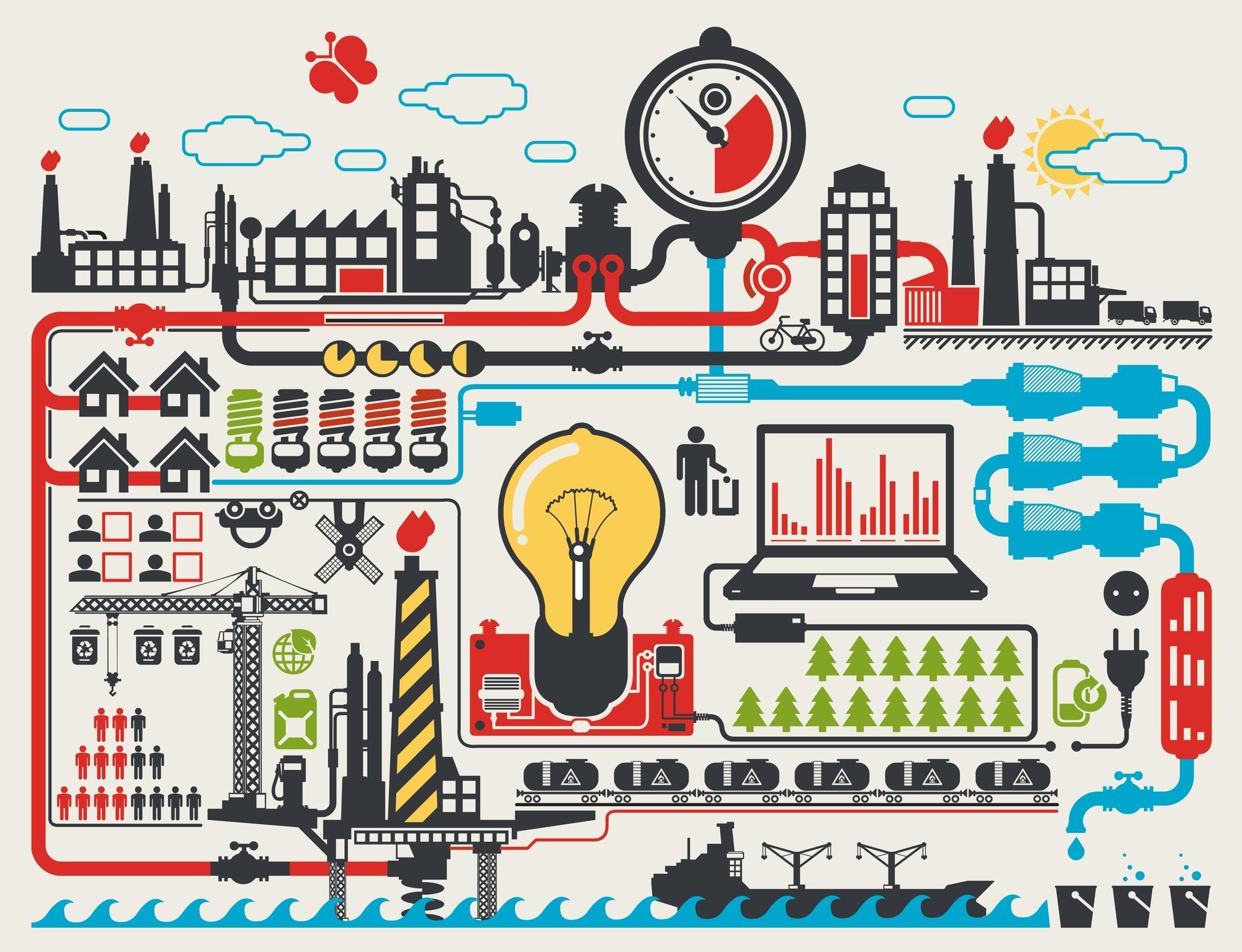 Cómo trabajar el marketing de contenidos en el sector industrial